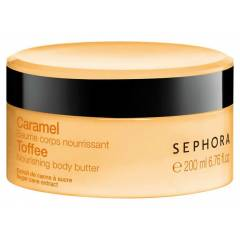 Sephora Caramel Toffee Nourishing Body Butter