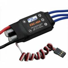 TITAN 40A Brushless ESC
