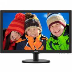 Philips 21.5 223V5LSB2-62 LED Monit�r 5ms Siyah