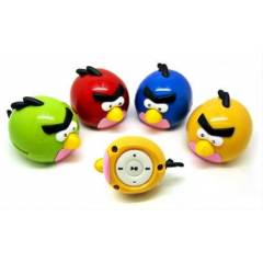 MP3 PLAYER ANGRY BIRDS KULAKLIK USB