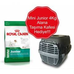 Royal Canin Junior Mini Yavru K�pek Mamas� 4 Kg.