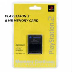 PS2 PLAYSTAT�ON 2 HAFIZA KARTI MEMORY CARD 8MB