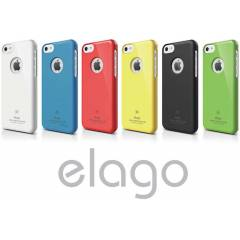 iPhone 5C K�l�f Elago Slim Fit iPhone 5C K�l�f