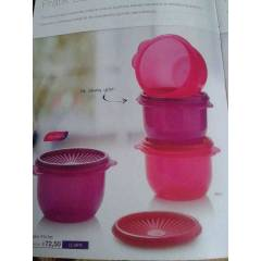 TUPPERWARE YILDIZ KAPLAR (4X700ML)