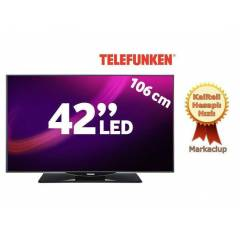 Telefunken 42XT8050 LED 3D FuLL HD Smart -F�rsat