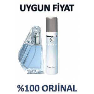 AVON PERCE�VE BAYAN EDP 50 ML VE DEODORANTI