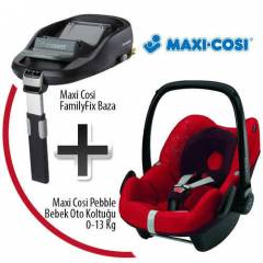 Maxi Cosi Pebble Oto Koltu�u + Family Fix Baza