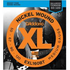 D'Addario EXL160BT Balanced Tension Tak�m Tel