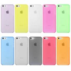 iPHONE 4S KILIF iNCE CLEAR MODEL iPHONE 4 / 4S