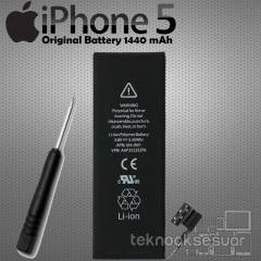 Apple iPhone 5 5G Orjinal Batarya 1440 mAh