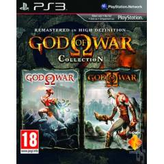 PS3 GOD OF WAR COLLECTION PS3 OYUN