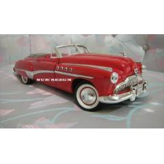 MODEL ARABA1:18 1949 BUICK ROADMASTER PEM�UM