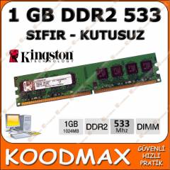 Kingston 1 GB DDR2 533 MHZ RAM SIFIR PC4200