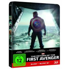 The Return of the First Avenger Steelbook