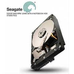 SEAGATE 2.5 THIN 500GB 5400 RPM 16MB SATA2 NOTE