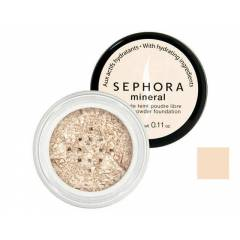 Sephora Mineral Loose Powder Foundation 10 Light