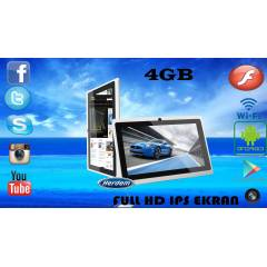 """TECHSTAR 7""""FHD IPS TABLET PC DROID 4.1*512MB*4G"""