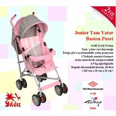 HAF�F BASTON PUSET PRAT�K BASTON BEBEK ARABASI