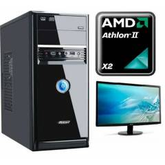 20 LED+AMD II X2 +4 GB DDR3 RAM+500 GB HDD