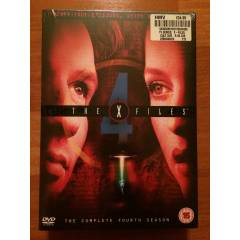 X Files Complete Season 4