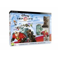 PS3 Disney Infinity Starter Pack PS3 Jett Kargo