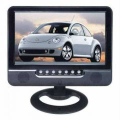 TASTECH 9.5 'in� TV +FM+SD+USB LCD MON�T�R