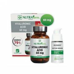 Nutrafarm Hyaluronic Acid 60 mg - Active serum