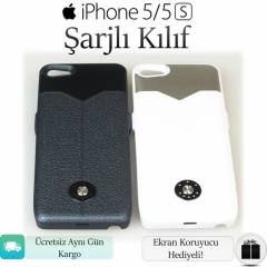 Apple iPhone 5 5S �arjl� K�l�f 4500 mAh
