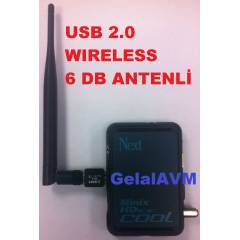 Next Minix HD Cool Full HD Uydu Al�c�s� + W�F�