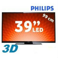 Philips 39PFL4398H 100Hz 3D FULLHD LED TV