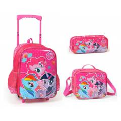 My Little Pony okul �anta �ek�ek �anta full set