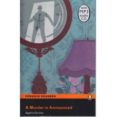 A Murder Is Announced Bk/Cd