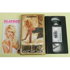 PLAYBOY - FARRAH FAWCETT VHS VIDEO KASET