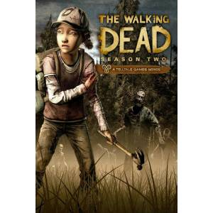 PC THE WALKING DEAD SEASON 2 STEAM CD KEY HEMEN