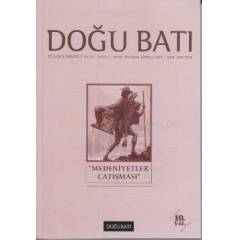 Do�u Bat� D���nce Dergisi Say�: 41