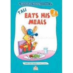 Tali Eats His Meals