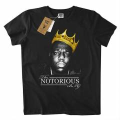 Notorious Big Hip Hop Bayan T-shirt Ti��rt KP107