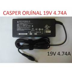 CASPER ORJ�NAL NOTEBOOK ADAPT�R� 19V 4.74A