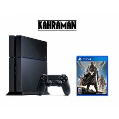 SONY PS4 500 GB + DEST�NY + PS4 KULAKLIK