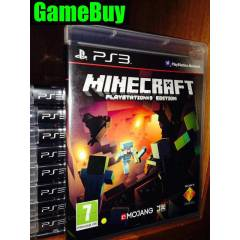 MINECRAFT PS3 SIFIR �R�N STOKTA