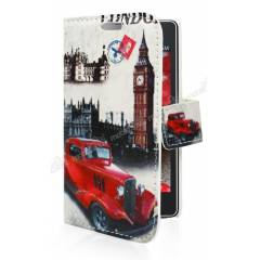 LG Optimus L7 2 K�l�f Standl� C�zdanl� London