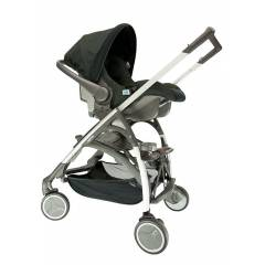 Inglesina Avio All Over Bebek Arabas� Black Hugg