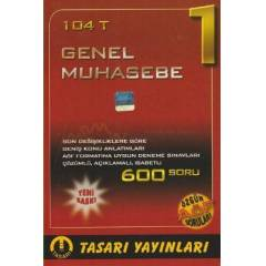 Tasar� A�F 104T (Genel Muhasebe)
