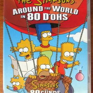 THE SIMPSONS - 80 G�NDE DEVR�ALEM DVD 2.EL
