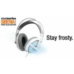 Steelseries Siberia V2 FrostBlue Color USB SOUND