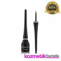 Flormar True Color Dipliner Black