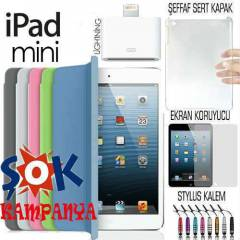 �pad Mini K�l�f Smart Cover ARKA KAPAK FULL UYUM