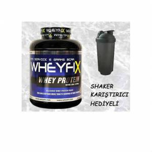 WHEYFIX Whey Protein 2270 Gr + SHAKER HED�YE