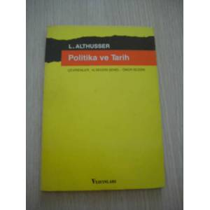 S�YASET VE TAR�H MONTESQUIEU, LOUIS ALTHUSSER