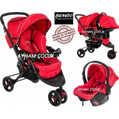 Beneto BT-2030 Falco Travel Sistem Bebek Arabas�